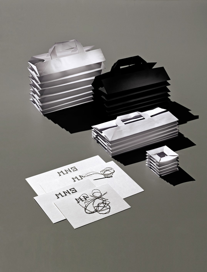 Paper 'Convertibles' by Irma Boom and Fedrigoni; and Stationery by Michael Nash+Sion and Fedrigoni